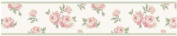 Riley's Roses Baby and Kids Wall Border by Sweet Jojo Designs