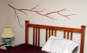 CuteyBaby Modern Wall Decals, Cherry Blossom Time