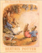 "Art 4 Kids ""Fireside Bunnies"" Mounted Art Print, 40.6cm x50.8cm"