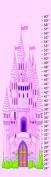 Pink Princess Canvas Growth Chart