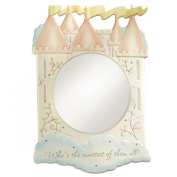 Once Upon a Time - Princess Castle Frame Mirror 'Sweetest of them all'