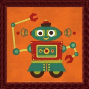 Barewalls Wall Decor, Robot 2