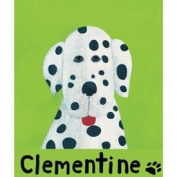 Personalised Clementine Canvas Art