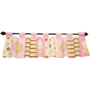 """Wishes & Kisses """"Little Angel"""" Window Valance"""