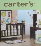 "Carter's ""Peek-a-boo Jungle Collection"" Nursery Valance"