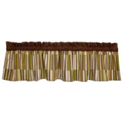 BananaFish Jazz Window Valance