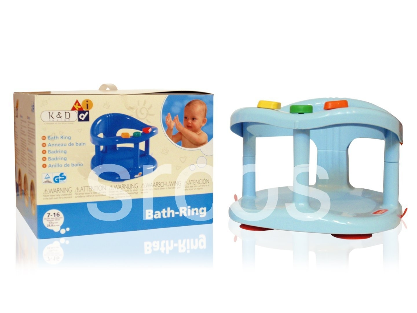 Bath Ring Seat Baby Baby: Buy Online from Fishpond.co.nz