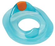 Strata Toliet Training Seat - Aqua Fish
