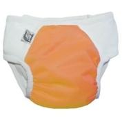 Super Undies Snap-On Training Pants, Spaceman Pete (Orange), XXL