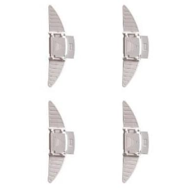 Kidco Sliding Closet Door Lock 2 Pack (4-locks)