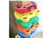 Child Kids Baby Animal Cartoon Door Jammers Stop Stopper Holder Lock Safety Guard Finger Protect 10pcs