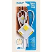 Safety First Cabinet Flex-Lock 2-Pack