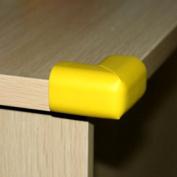 Ostart 8 Yellow Baby Furniture Corner Safety Bumper Security Table Desk Corner Edge Protector Guard Cushion Softener