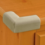Corner Cushions Furniture Edge Cushions Brown/Off White