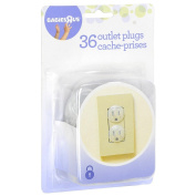 . Outlet Plugs - 36 Count Keep Those Little Fingers Safe!!