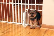 Carlson Tuffy Metal Expandable Pet Gate