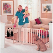 Extra Wide Stairway Swing Gate