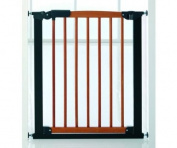 BabyDan Premier Avantgarde Safety Gate Dark Cherry/Black - Gate Only