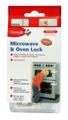 Clippasafe Microwave and Oven Lock