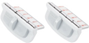 Safety 1st Oven Front Lock, 2-Pack
