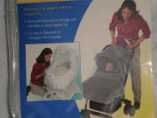 Especially for Baby Bassinet or Carriage Netting