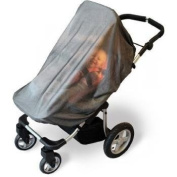 Solarsafe Stroller , Playard & Pack 'n Play Net - 85% UV protection