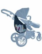 Jolly Jumper Stroller Saddle Bag - Stroller Storage Bag