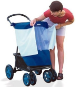BabyShade® Stroller Cover Protects Infants in Canopied Strollers from Sun, Rain, Wind and Flying Insects