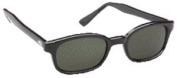 Pacific Coast Sunglasses Original KD Sunglasses, Dark Green Lens 2126