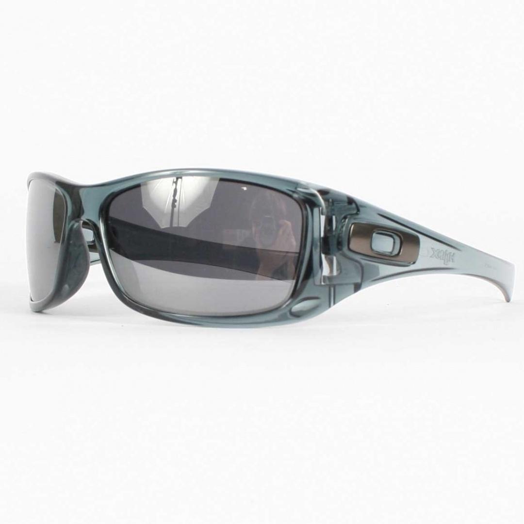 07aac469b4 ... inexpensive oakley hijinx sunglasses in crystal black black iridium 03  595 by oakley shop online for