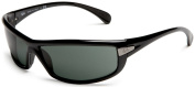 Ray-Ban RB4054 Active Lifestyle Sports Sunglasses/Eyewear - Glossy Black/Grey-Green / Size 67mm