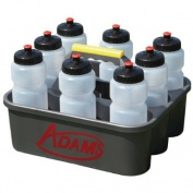 Adams Bottle Carrier with 8 Water Bottles