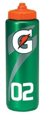 Gatorade 950ml Sqweeze Bottle
