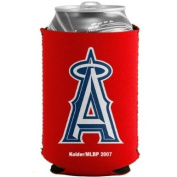 MLB Los Angeles Angels of Anaheim Red Collapsible Can Koozie