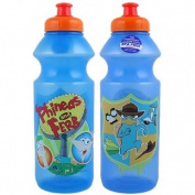 Phineas and Ferb 650ml Sport Bottle