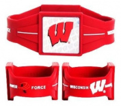 Wisonsin Badgers Powerforce Ion Wristband