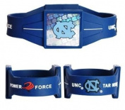 North Carolina Tarheels Powerforce Ion Wristband