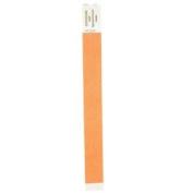 Neon Orange Tyvek Security Wristbands