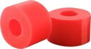 Venom Downhill Red Skateboard Bushings - 90a