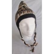 Reversible Earflap Peruvian Hat