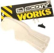 Scott Sports Works Hustle/Tyrant Tear Offs ProStack Kit,