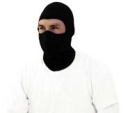 Zan headgear Coolmax Balaclava with Neoprene Black Face Mask