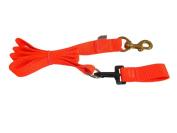 Pete Rickard's Double Ply 2.5cm x 121.9cm Nylon Gun Dog Lead - DD693