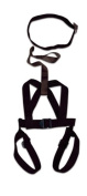Ameristep Full Body Harness