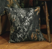 Mossy Oak Break-up Square Camouflage Accent Pillow