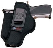 DeSantis Kingston Car Seat Holster, Ambidextrous, Black N92BJLAZ0