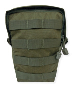 Tacprogear Upright General Purpose Pouch, Olive Drab Green, Large