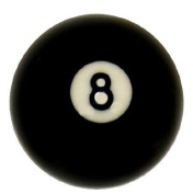 # 8 Ball Regulation Size 5.7cm Pool Table Billiard Replacement