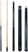 GLD Products Viper Diamond Billiard Cues with Black Finish