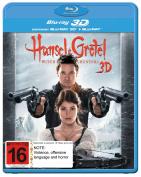 Hansel And Gretel: 3D [BLU 3D] [Region 4] [Blu-ray]
